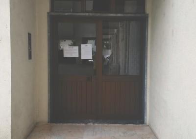 Reparações em edifício – Rua Paulo Quintela, Coimbra