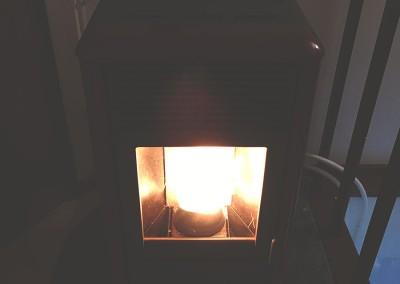 Instalação de caldeira a pellets – Soure