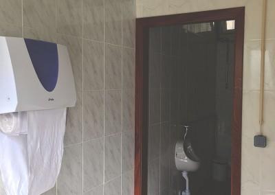 Reabilitação de Instalações Sanitárias da Casa do Pessoal do CHC – São Martinho do Bispo