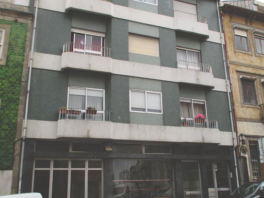 Certificado Energético – Rua da Alegria, Porto
