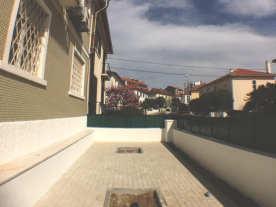 Arranjos Exteriores, Garagem e WC – Coimbra