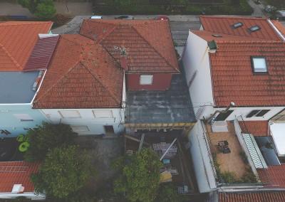 Moradia no Bairro Norton de Matos – Coimbra