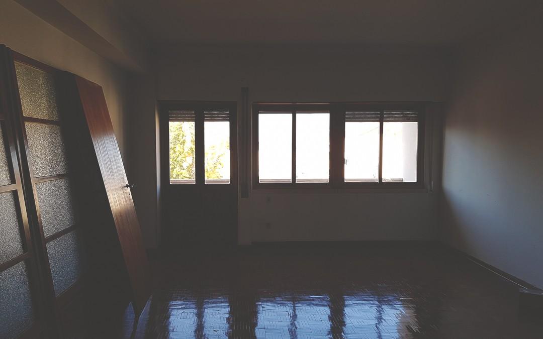 Reabilitação de apartamento na Praceta D. Henrique – BNM