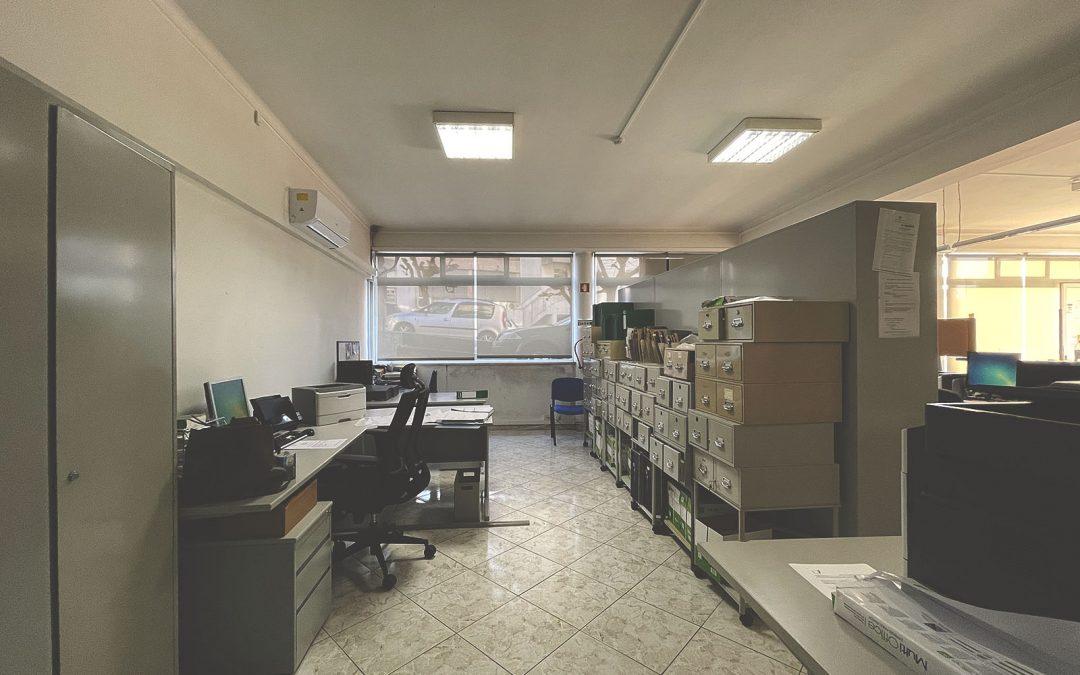 Remodelação de Instalação Eléctrica do IRN Mortágua